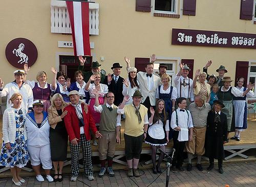 500 Gruppenfoto Ensemble 2012