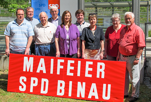 SPD Binau