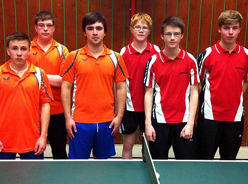 Tischtennis Limbach