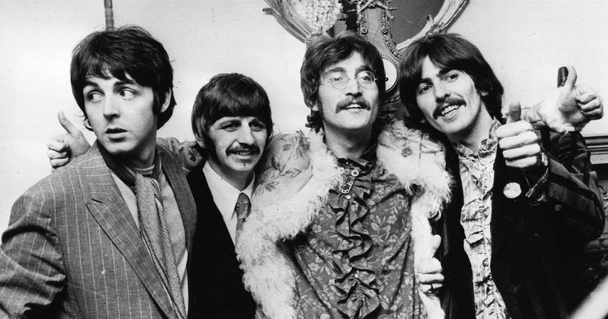 Hoe The Beatles geschiedenis schreven met Sgt. Pepper
