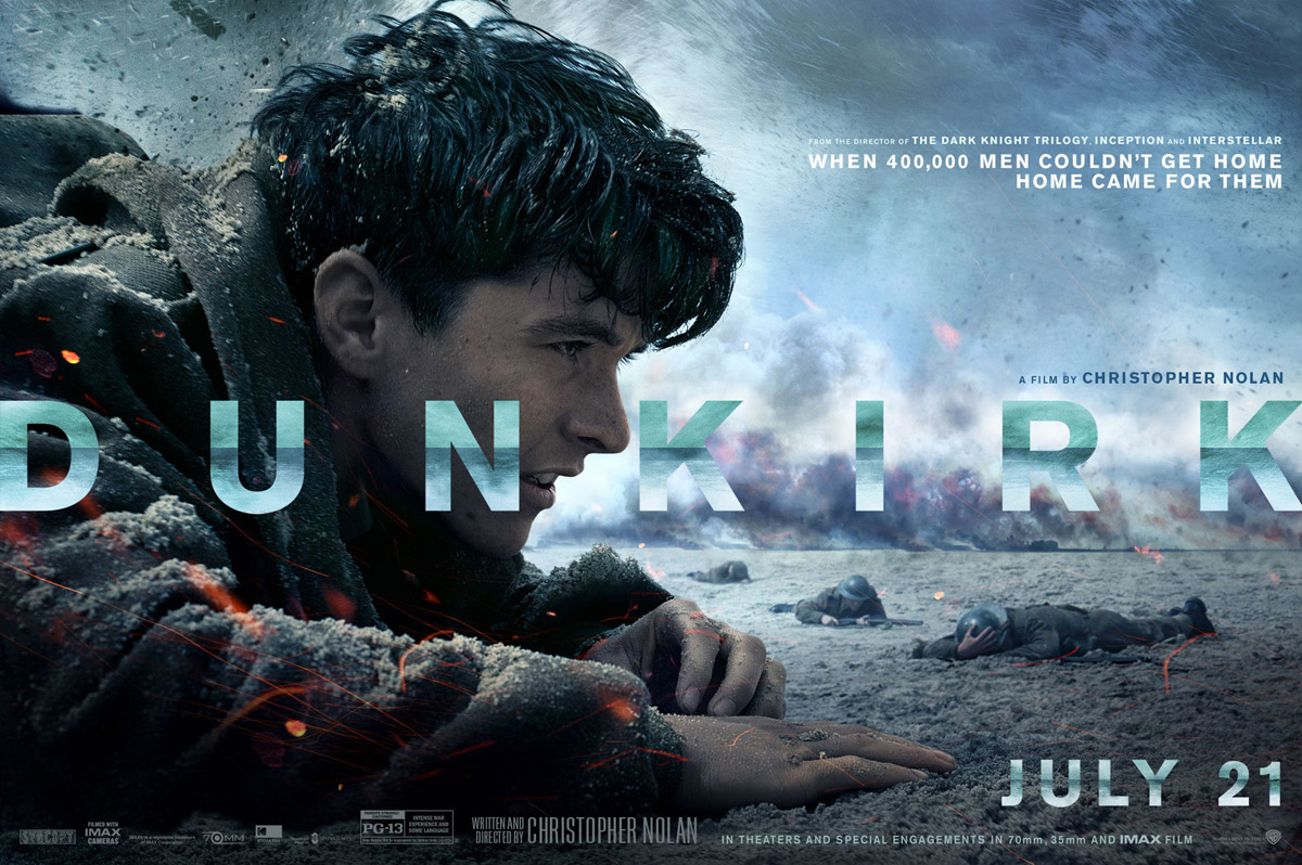 Image result for dunkirk (2017 film) poster