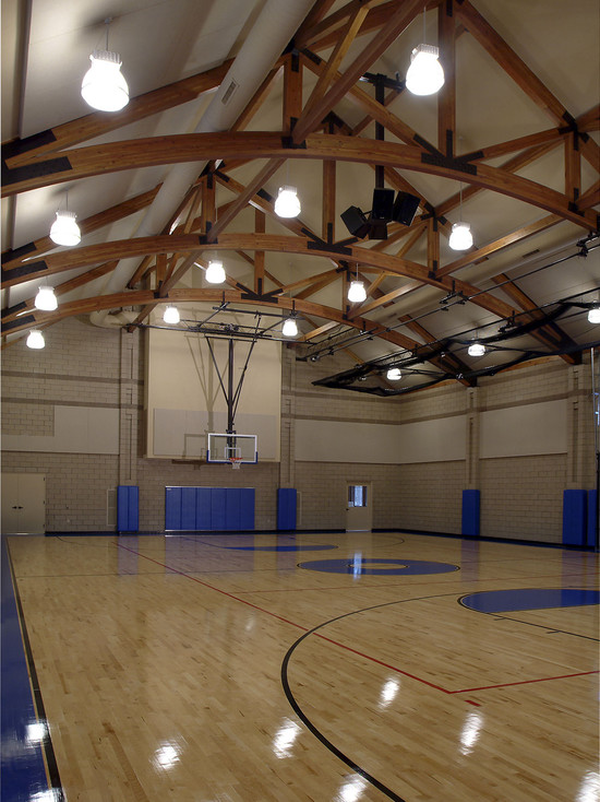 Family Recreation Barn Gym (Grand Rapids)