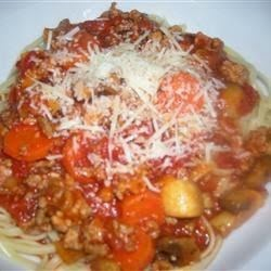 Pasta – Bolognese Sauce