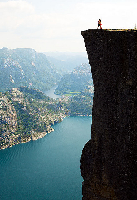 Higher Love, Norway