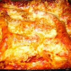 Cheese – Creamy Chicken Lasagna
