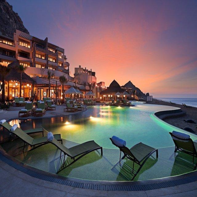 Capella Pedregal Resort, Los Cabos, Mexico