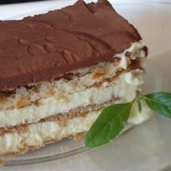 Desserts – Chocolate Eclair Cake