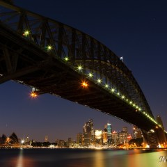 Sydney Harbour Bridge (454F20680)