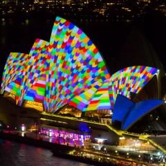 Sydney Opera House - Vivid Sydney 2014 (3J8A01145)