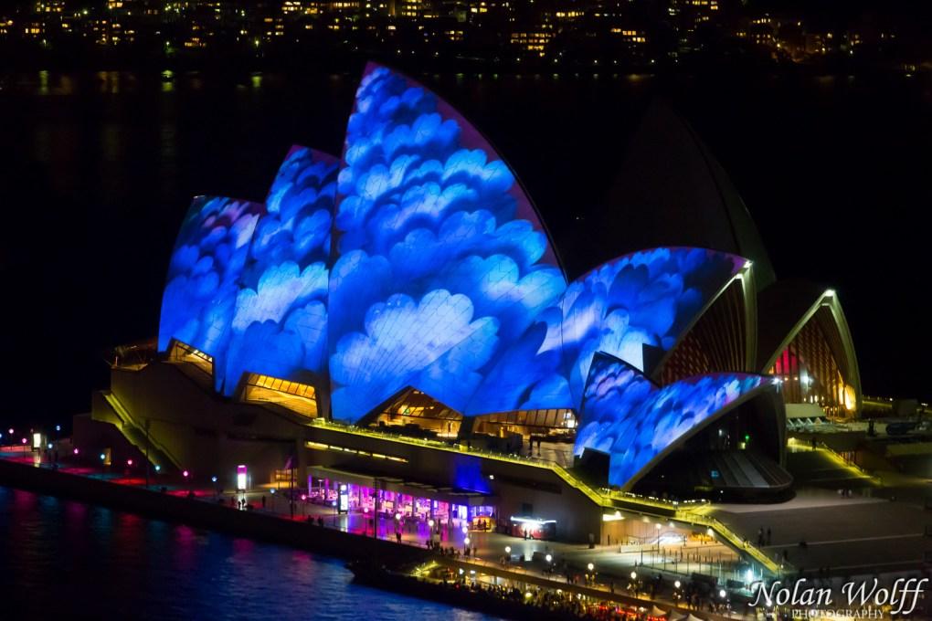Sydney Opera House - Vivid Sydney 2014 (3J8A01175)