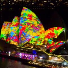 Sydney Opera House - Vivid Sydney 2014 (3J8A01199)