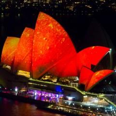 Sydney Opera House - Vivid Sydney 2014 (3J8A01210)