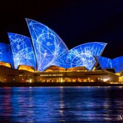 Sydney Opera House - Vivid Sydney 2014 (3J8A01311)