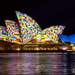 Sydney Opera House - Vivid Sydney 2014 (3J8A01342)