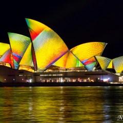 Sydney Opera House - Vivid Sydney 2014 (3J8A01349)