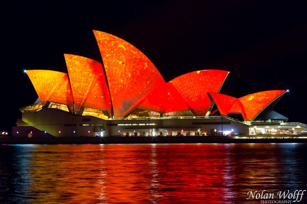 Sydney Opera House - Vivid Sydney 2014 (3J8A01392)