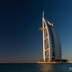 Burj Al Arab Jumeirah at sunset (454F34527)