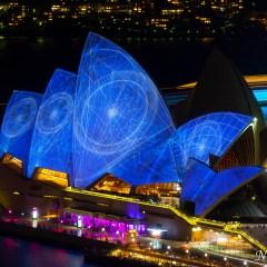 Sydney Opera House - Vivid Sydney 2014 (454F35527)