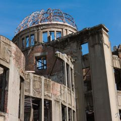 Hiroshima City Hall (aka A-Bomb Dome) (454F42377)