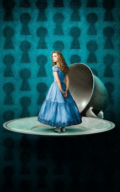 Poster de Alice in Wonderland