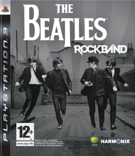 beatles rock band cover