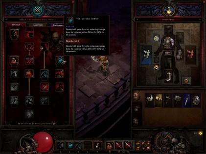 Diablo III inventario