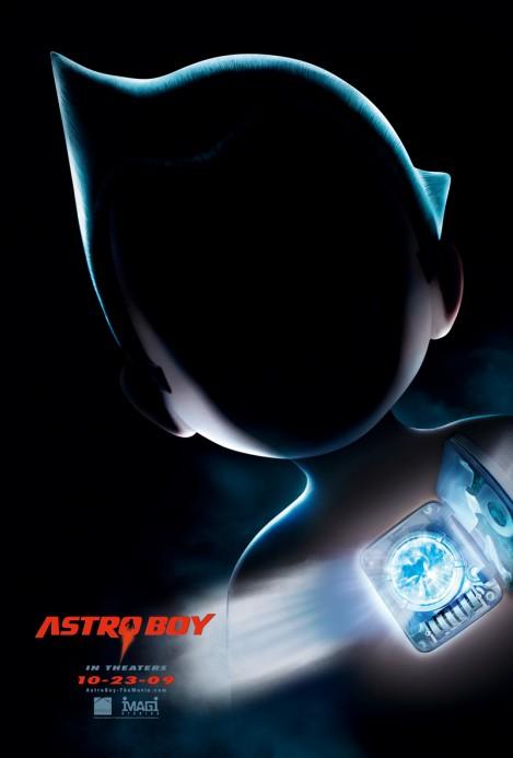 AstroBoy 2009 poster oficial