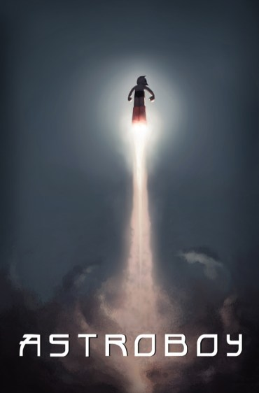 astro boy movie poster 2