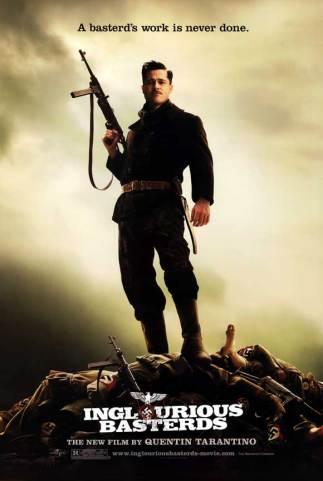 bastardos sin gloria - poster 3
