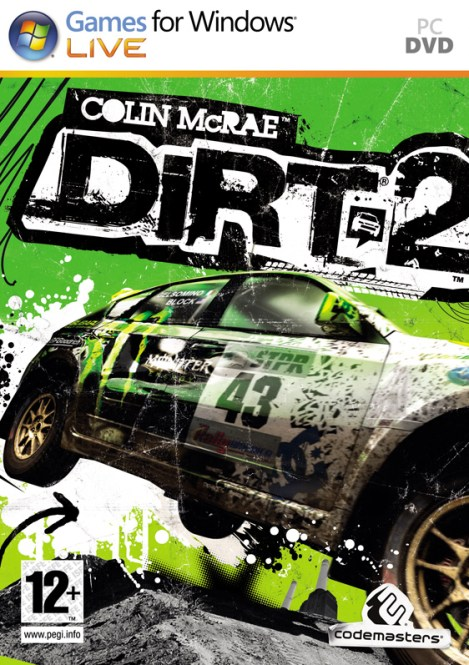 dirt 2 cover