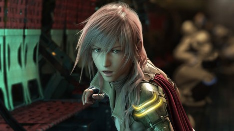 final fantasy xiii screenshot 1