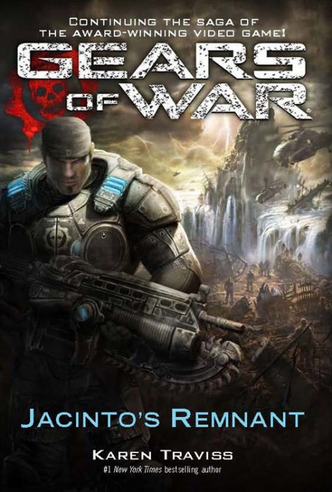 gears of war capture novela