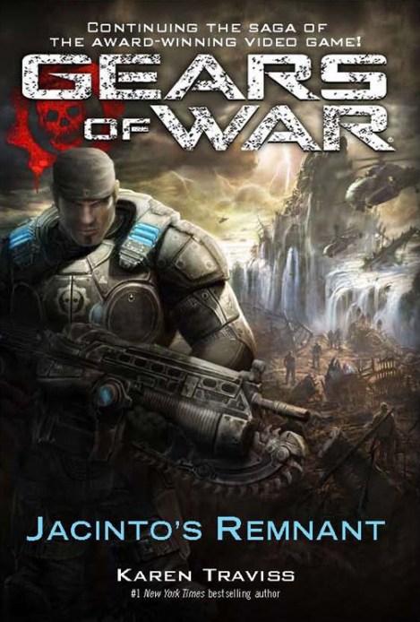 gears of war capture novela