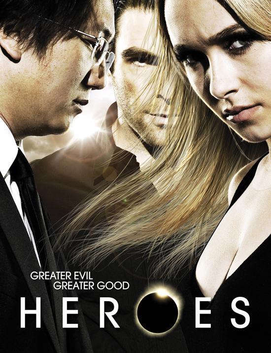 Promo oficial de la cuarta temporada de Heroes: Vol 5 Redemption