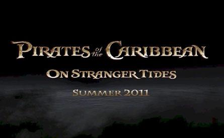 Piratas del Caribe 4 Mareas Extrañas