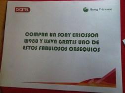 Promoción en Centros de Atención Digitel