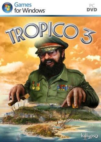 kalypso tropico 3 cover
