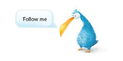 twitter funny follow me
