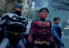 DC Universe Online - Batteam