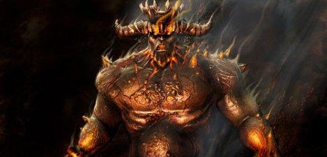 Dantes Inferno screen