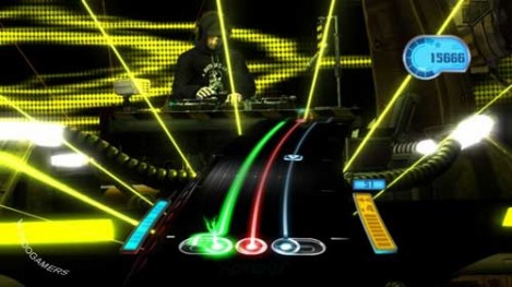 dj hero screenshot 01