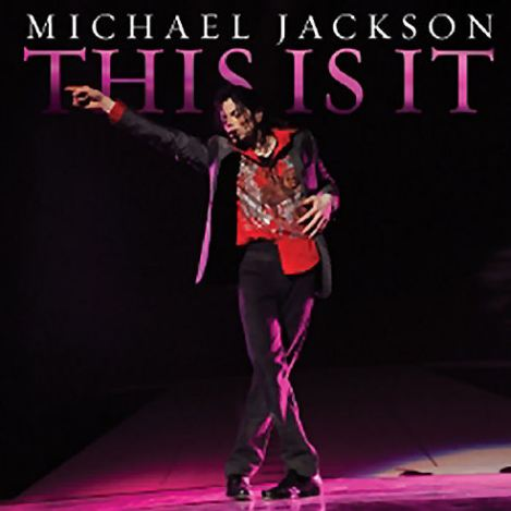 michael jackson this is it album