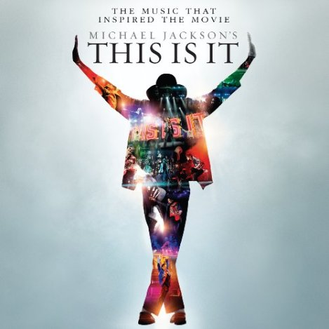 michael jackson this is it single