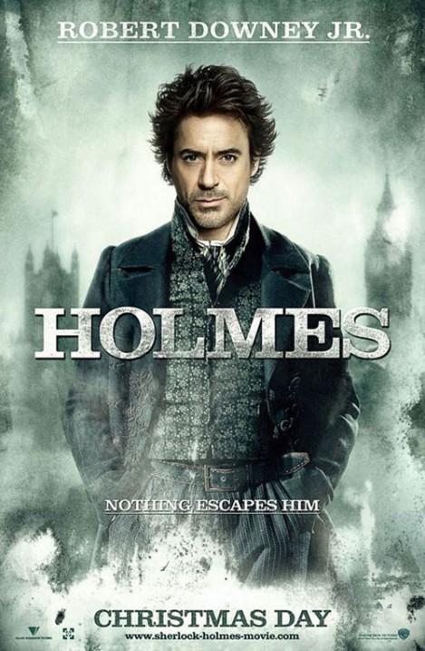 sherlock holmes poster 1