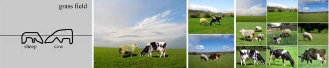 sketch2photo grass field