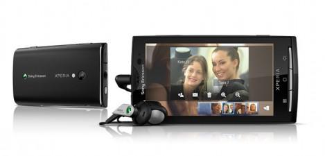 Sony Ericsson Xperia X10a - 2