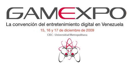 gamexpo segunda convención 2009