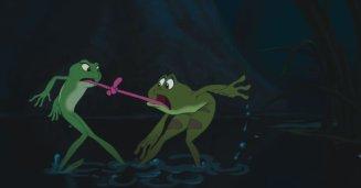 La Princesa y el Sapo - Disney 05