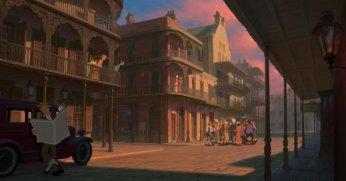 La Princesa y el Sapo - Disney 06