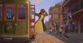 La Princesa y el Sapo - Disney 08